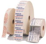 Custom Rolled Labels